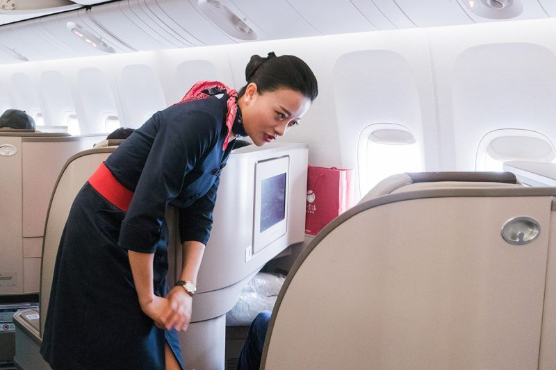 What's it Really Like? China Eastern Airlines Business Class