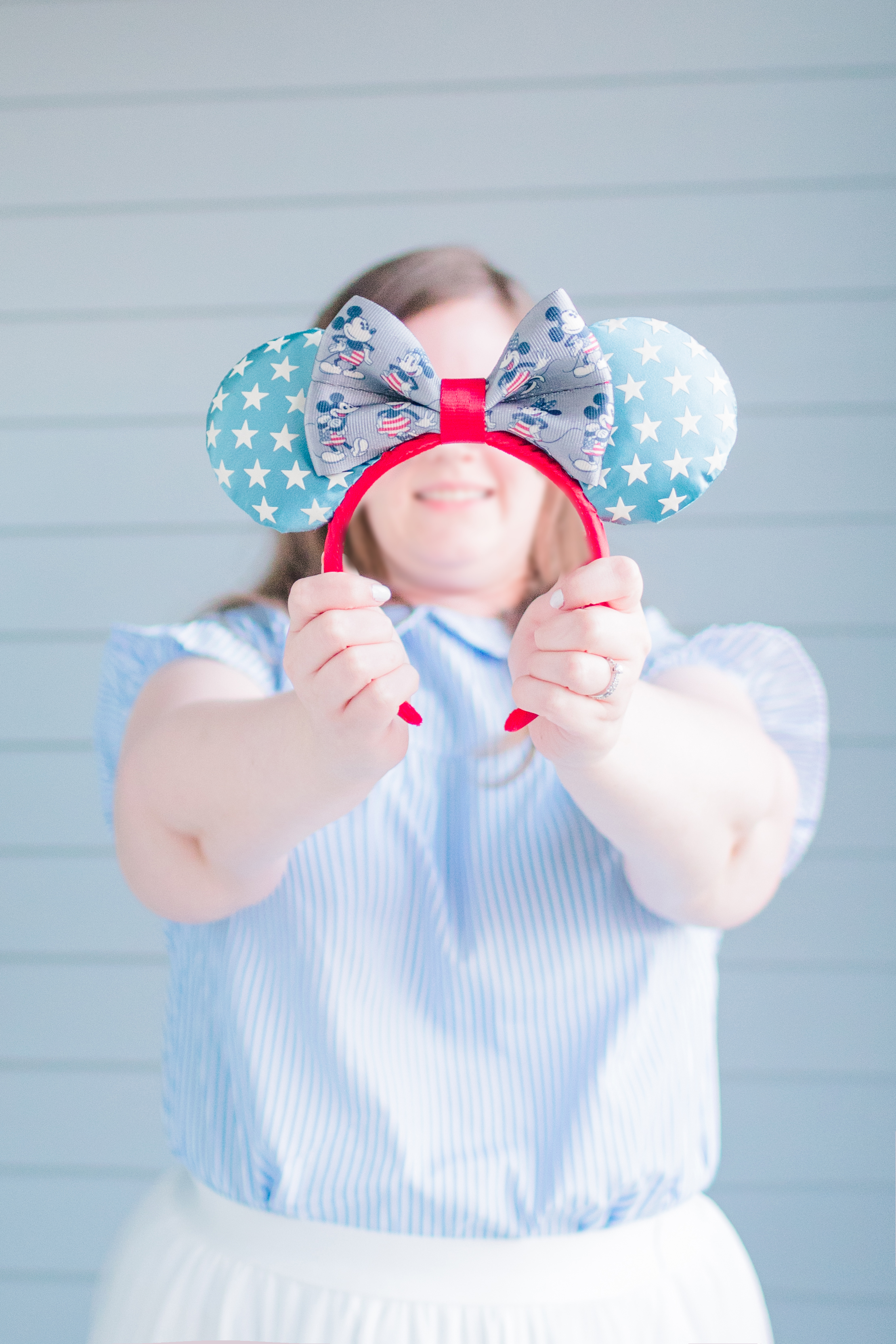Red, White And Blue With Mickey Too! A Look At The Harveys X Disney Americana Collection